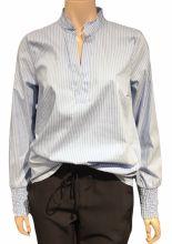 Cotton Stretch Bluse